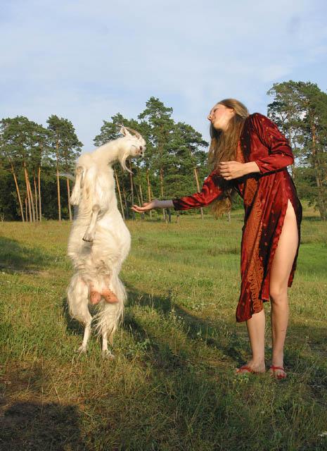 Влюбилась в Д 039 Артаньяна проснулась с козлом