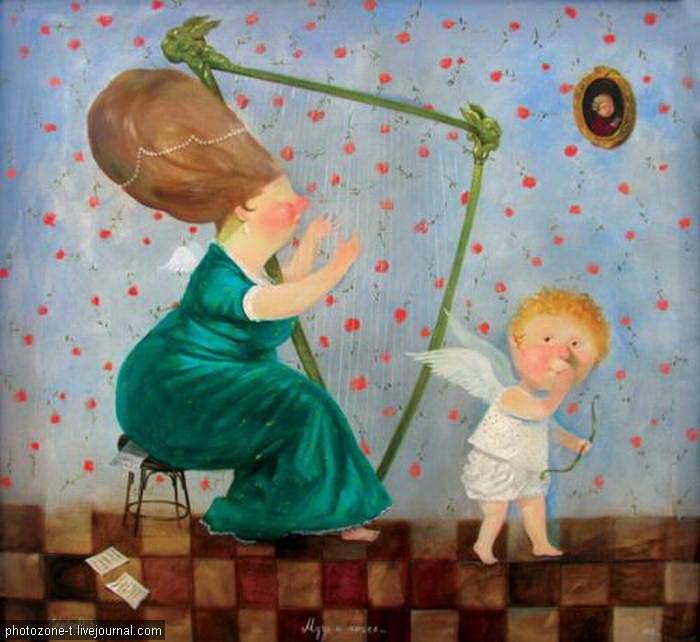 Картинки зайки, смешные детки картинки художников