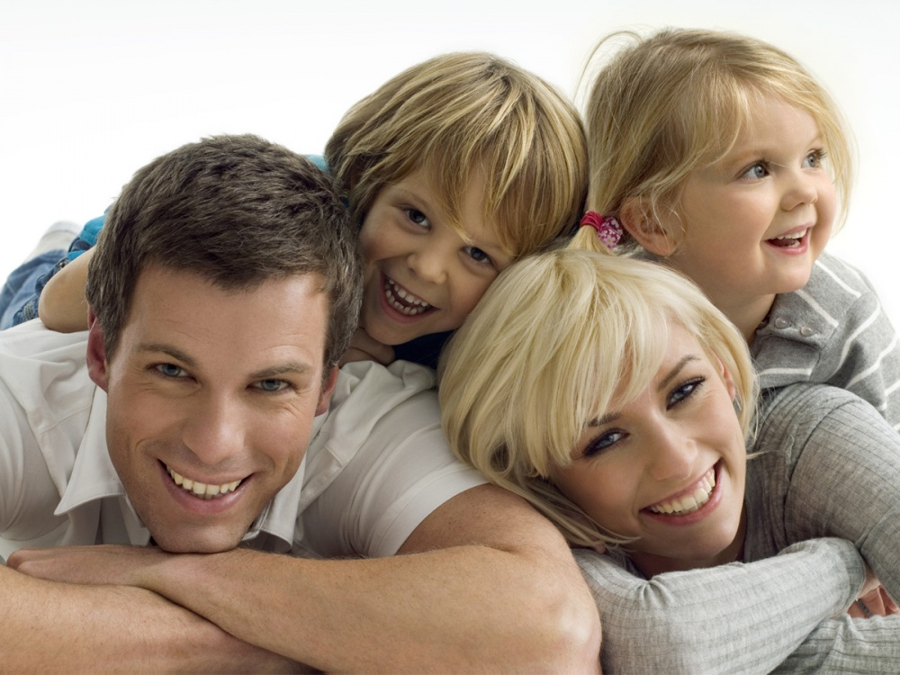 Сексуальне виховання в родині