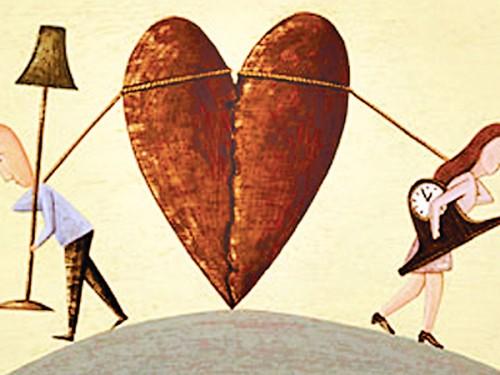 Игры с мужем, ведущие к разводу...