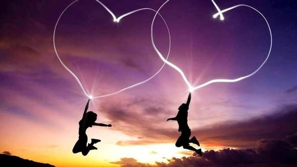 Хотите быть счастливыми - изучайте языки любви!