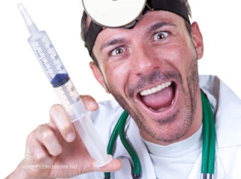 Я уколов не боюсь? Страх перед врачами - psy-practice.com